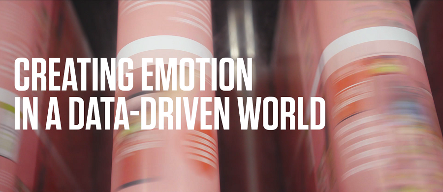 Group Joos - Creating emotion in a data-driven world